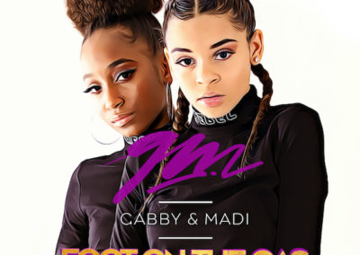 "@GabbyAndMadi ""Foot On The Gas"" HitMaker"