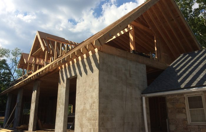 Ott-Construction-Montgomery-County-PA-Collegeville-Projects-Custom-3-car-garage-with-basement-in-law-suite-radiant-heat-CHI-garage-doors-Anderson-windows-Montgomery-County-PA-