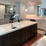 Ott-Construction-Montgomery-County-PA-Wynnewood-Interior-Projects-Custom-Kitchen-Marble-Counter-tops-high-end-appliances-glass-ti-zero-refridgerator-(1)