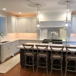 Ott-Construction-Montgomery-County-PA--Wynnewood-Interior-Projects-Custom-Kitchen-Marble-Counter-tops-high-end-appliances-glass-ti-zero-refridgerator-(1)