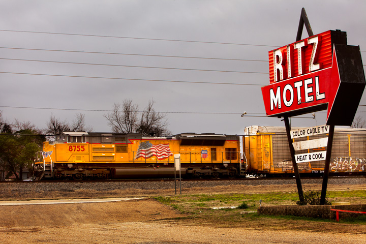 Ritz Motel, Texarkana