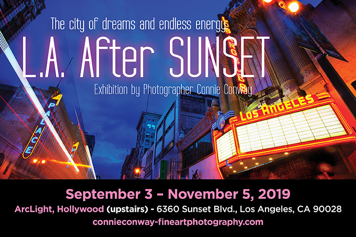 L.A. After SUNSET Exhibition