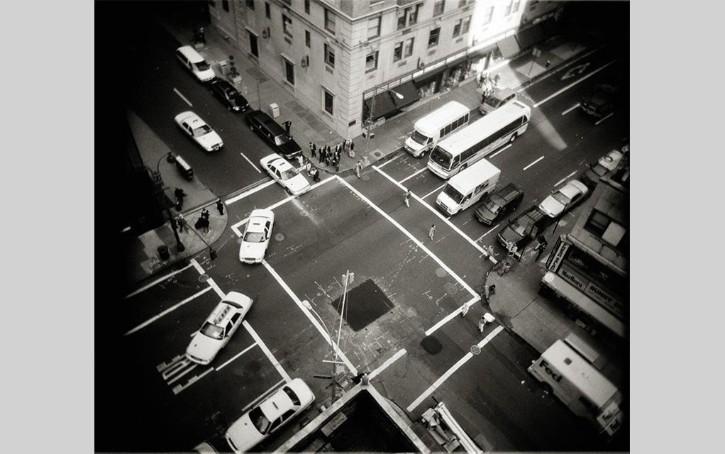 The Intersection, New York NY