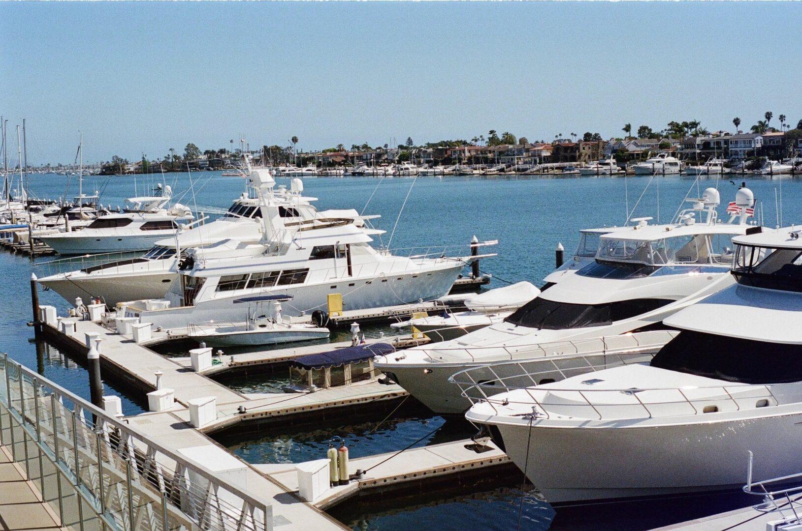 Marina virtual tour