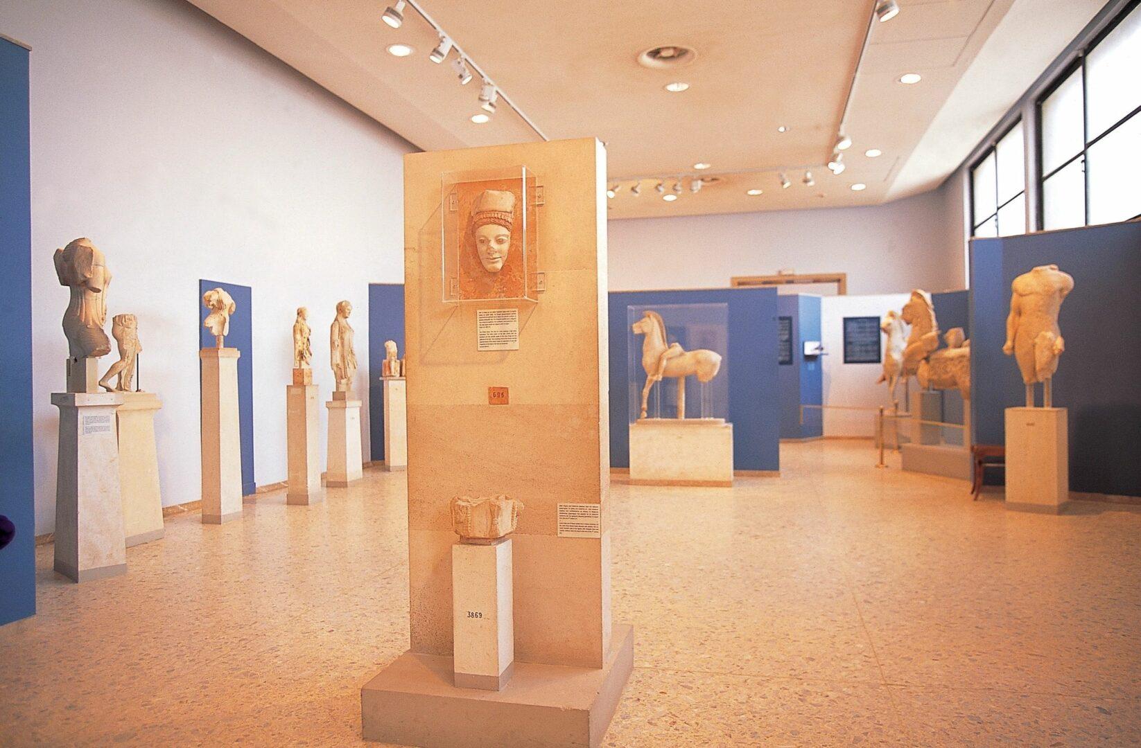 Museum/gallery virtual tour