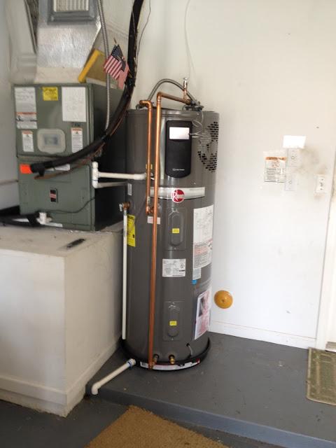 water heater installation Boyton Beach Florida