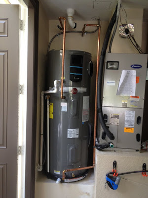 Advantages Of Hybrid Electric Water Heater Versus Natural