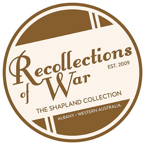 Recollections of War Logo
