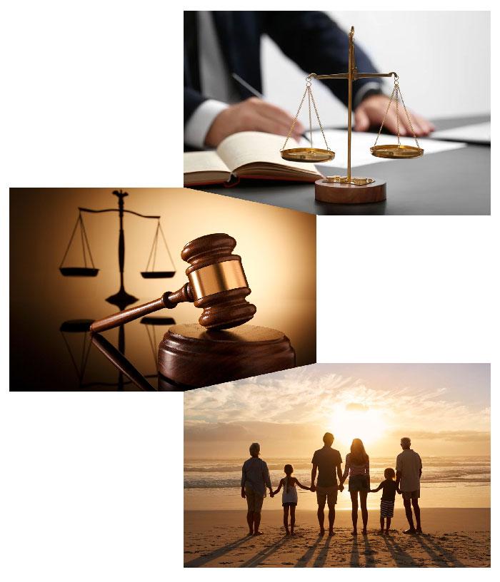 Legal Collage