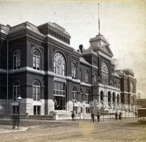Saint Louis Exposition Building - 1891