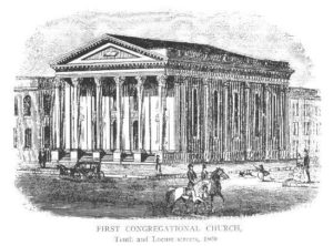 First Congregational Church - 1859