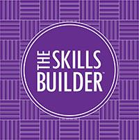 The skills builder logo