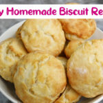 Quick and easy biscuits