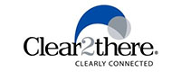 Clear2There logo