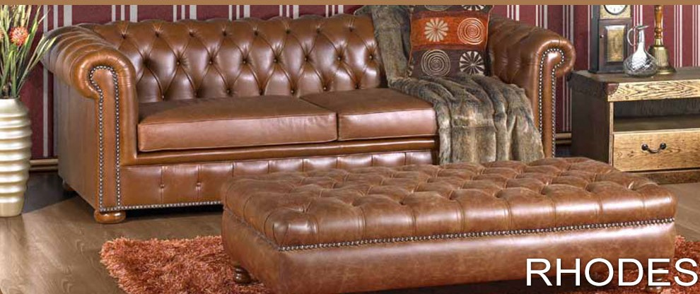 3 Seater H31*W94*D40 Otto      H16*W60*D29