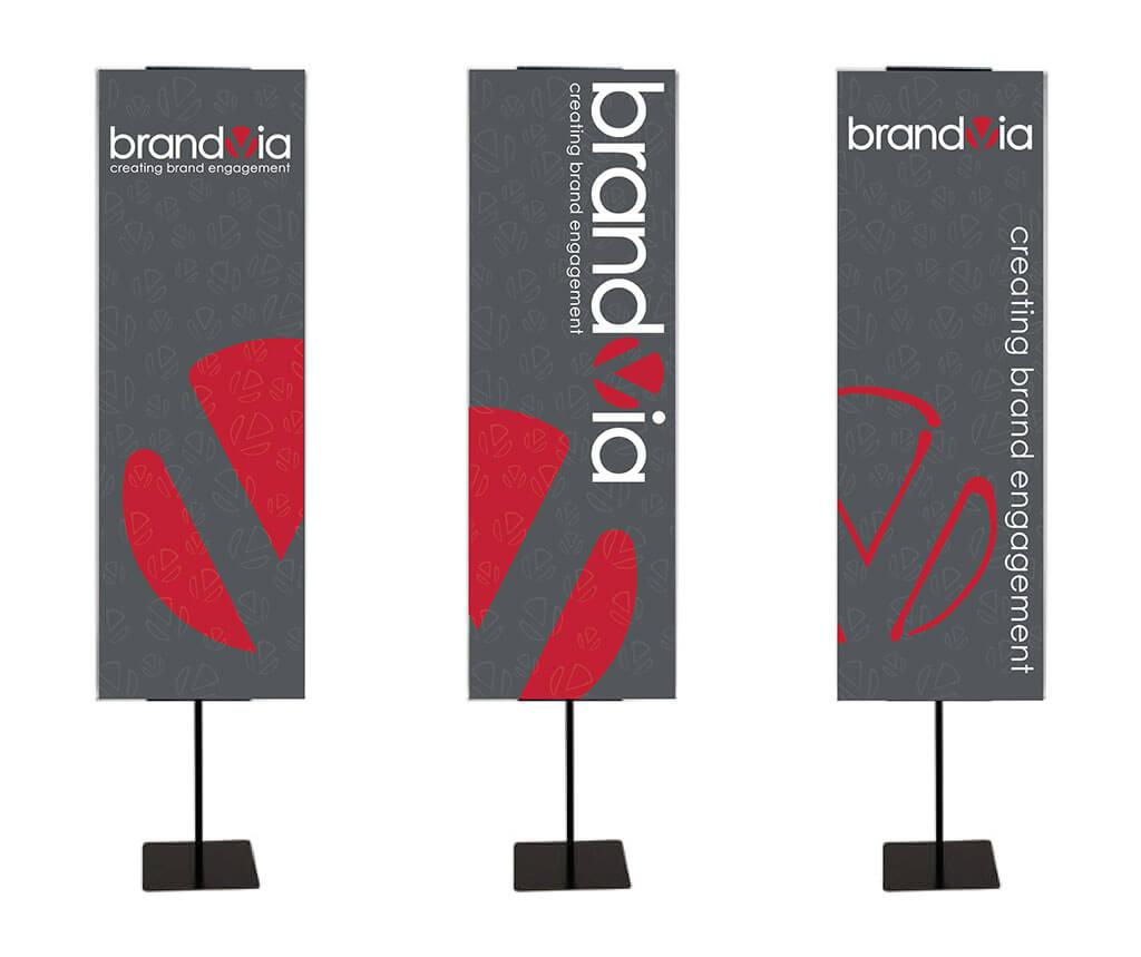 BrandVia Banners
