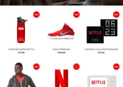 Netflix Employee Store