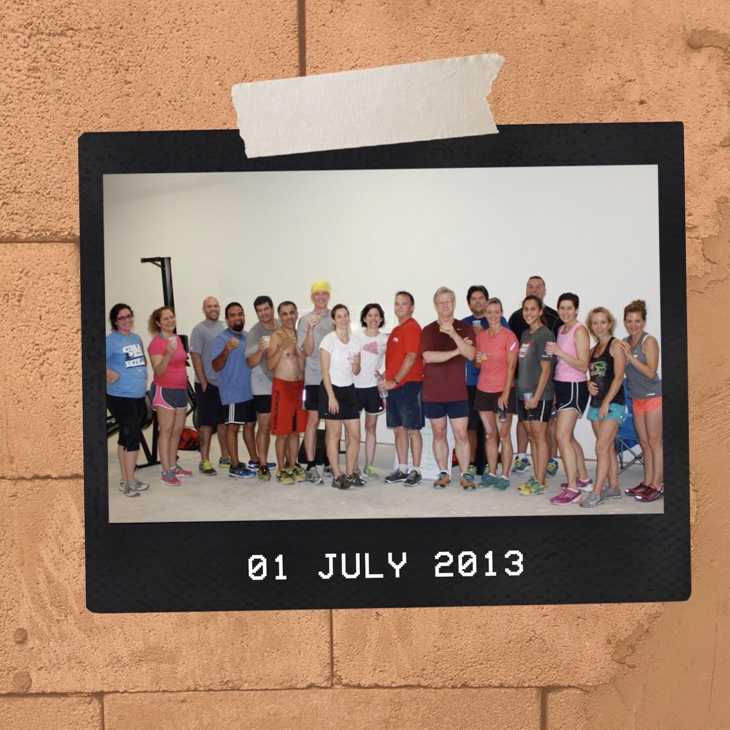 2013 CrossFit Optimistic Opens