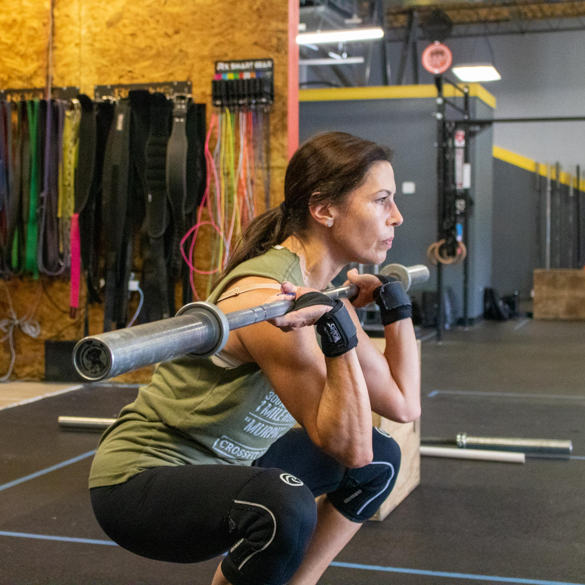 Scaling your workout