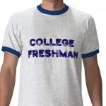 College Freshman T-shirt