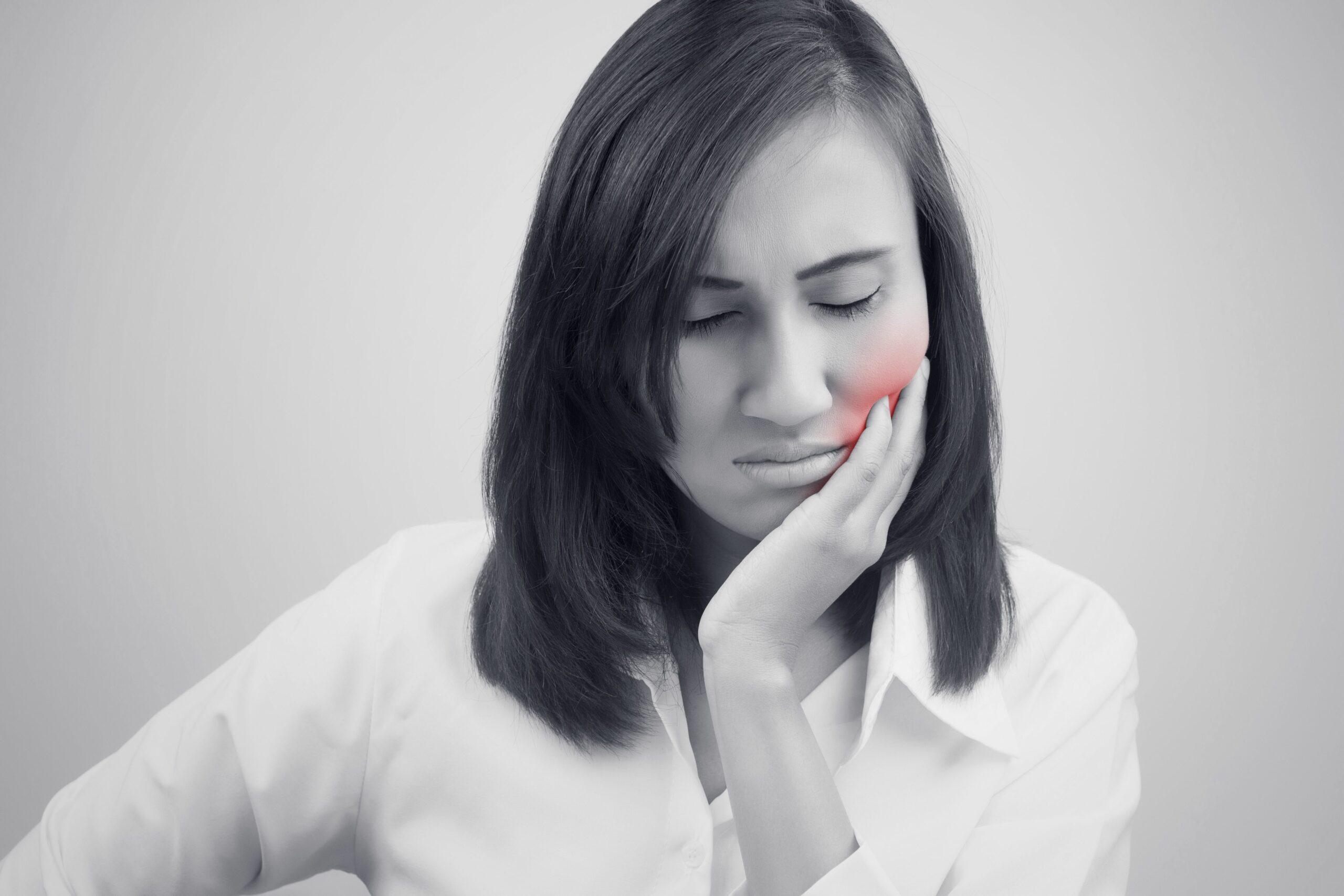 dental crown pain