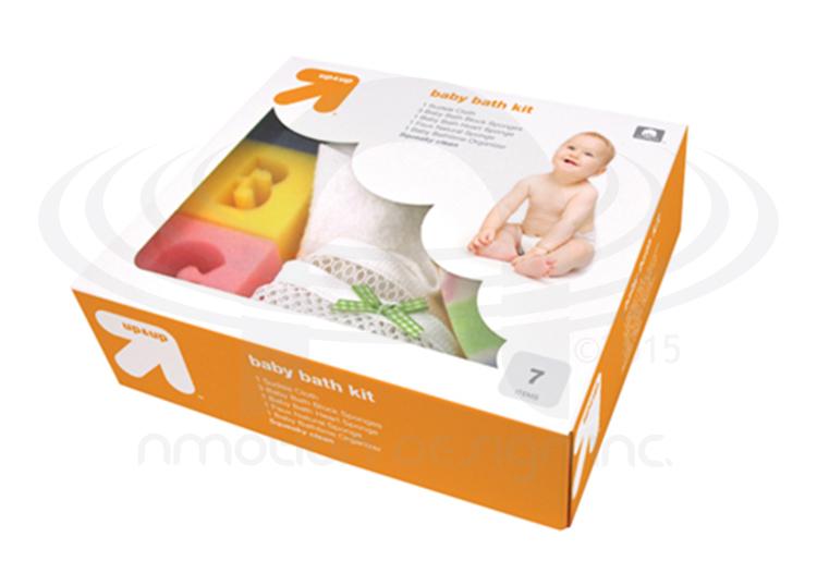 Target Baby Bath Kit Product Development