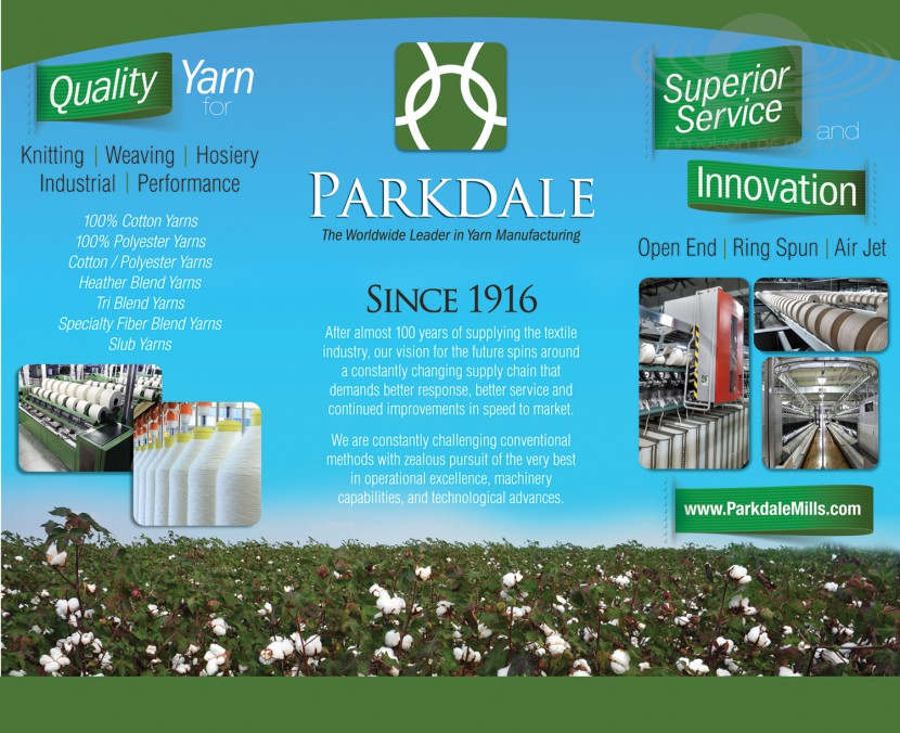 PARKDALE SHOW BANNER