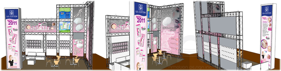 TRADE SHOW BOOTH DISPLAY DESIGN