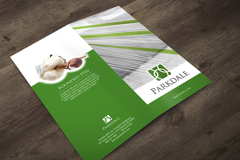 Corporate Branding and Sales Materials