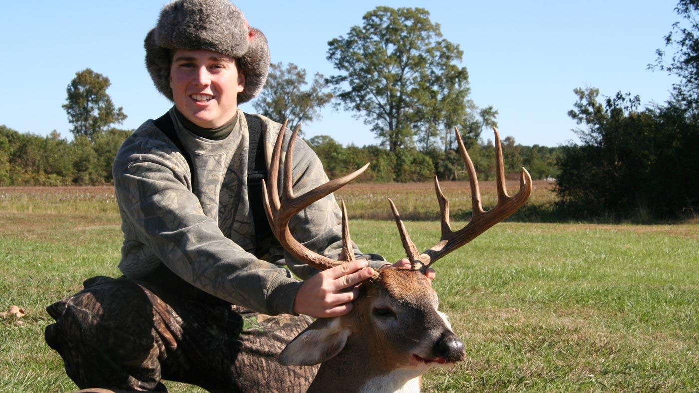 Whitetail Deer Hunting 5