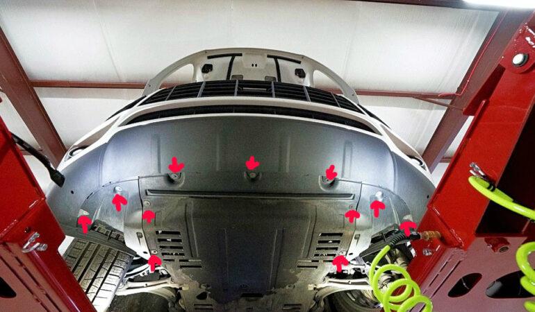 Porsche Macan Diverter Valve