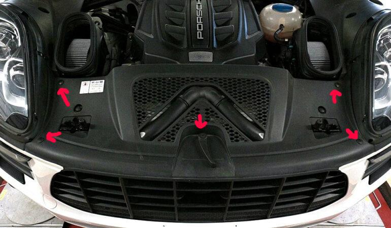 Porsche Diverter Valve