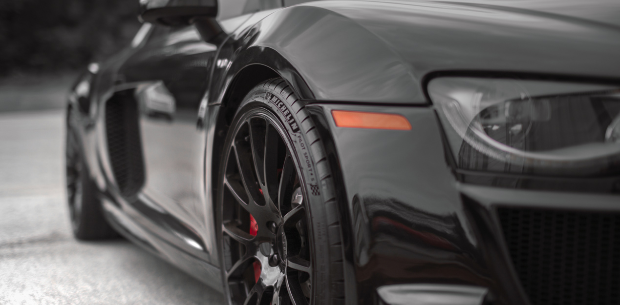 Audi R8 - v10