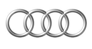 audi logo R8 v10 and v8
