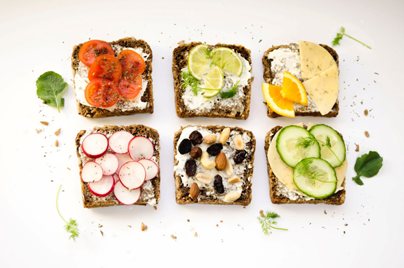 Seven Simple Rules for Healthy Eating