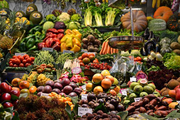 vegetables enzymes