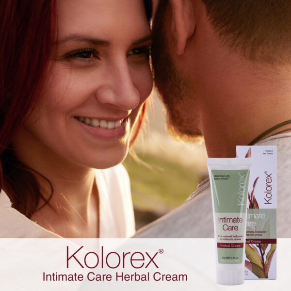 Kolorex Intimate Care Cream couple