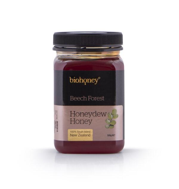 Biohoney Honeydew Honey 500g bottle