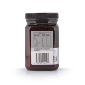 Biohoney Organic 100% Manuka Honey from NZ Certified MG 100+ Large size 500g