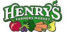Henrys Farmers Market logo
