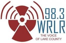 WRLR 98-3 radio logo