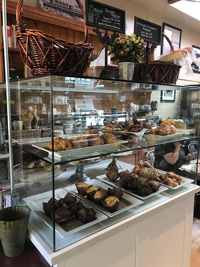 New Bakery Displays