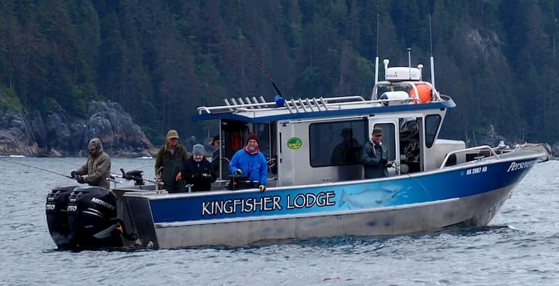 Craig Charter boat