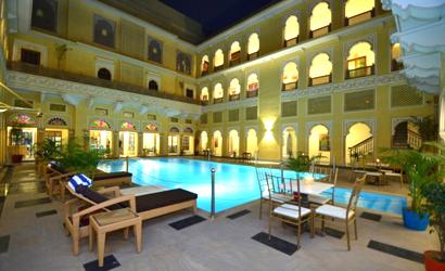 Nirbana Palace – A Heritage Hotel and Spa