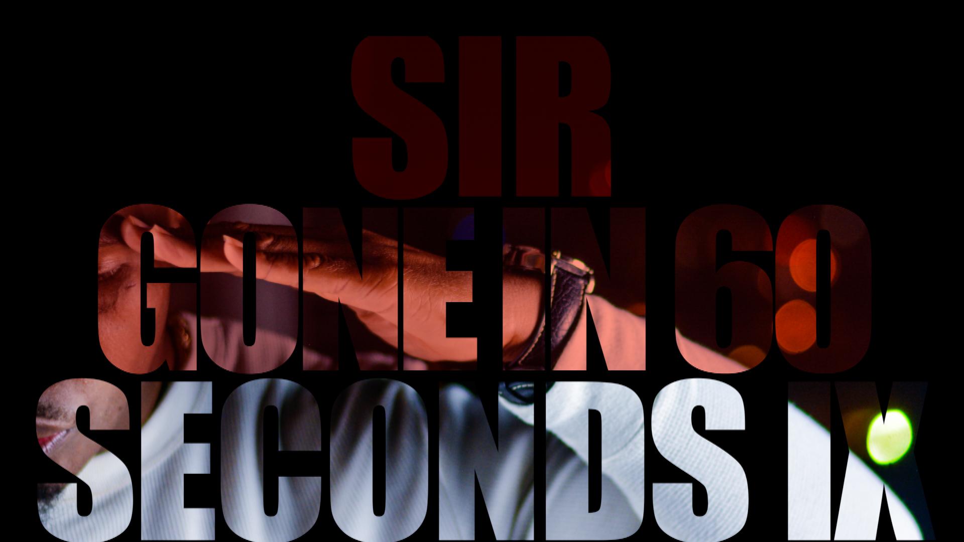 Gone In 60 Seconds IX