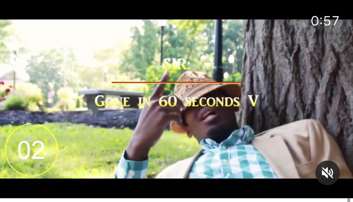 Gone In 60 Seconds V