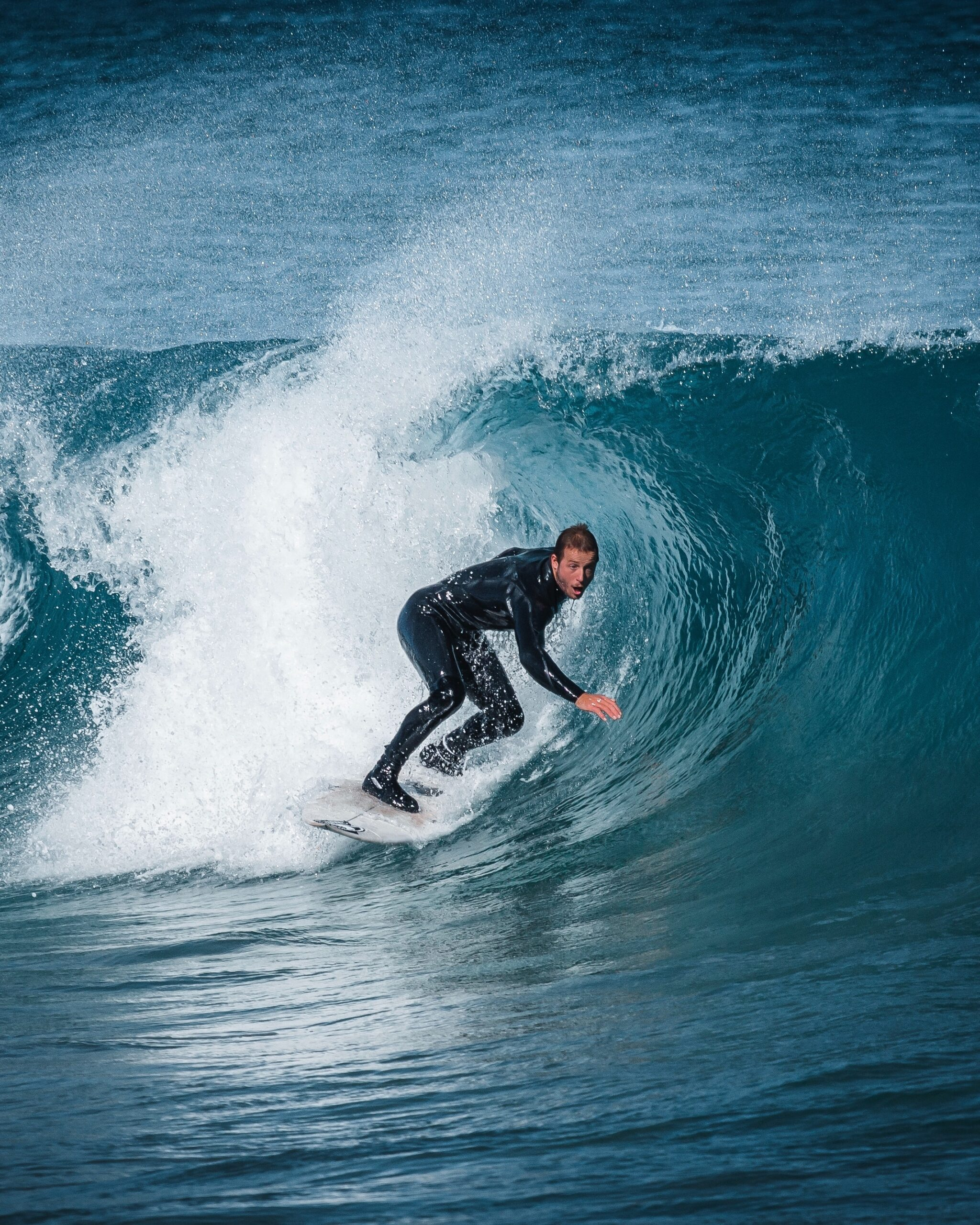 Ride the Wave II Learning to Surf in Life  Morning Motivation
