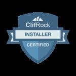 ClifRock Certified Installer Badge