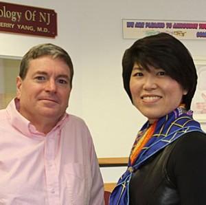Dr. Mickey and Dr. Yang