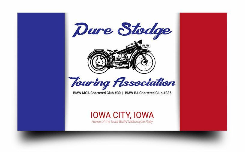 Pure Stodge 2020 Iowa Rally Cancellation